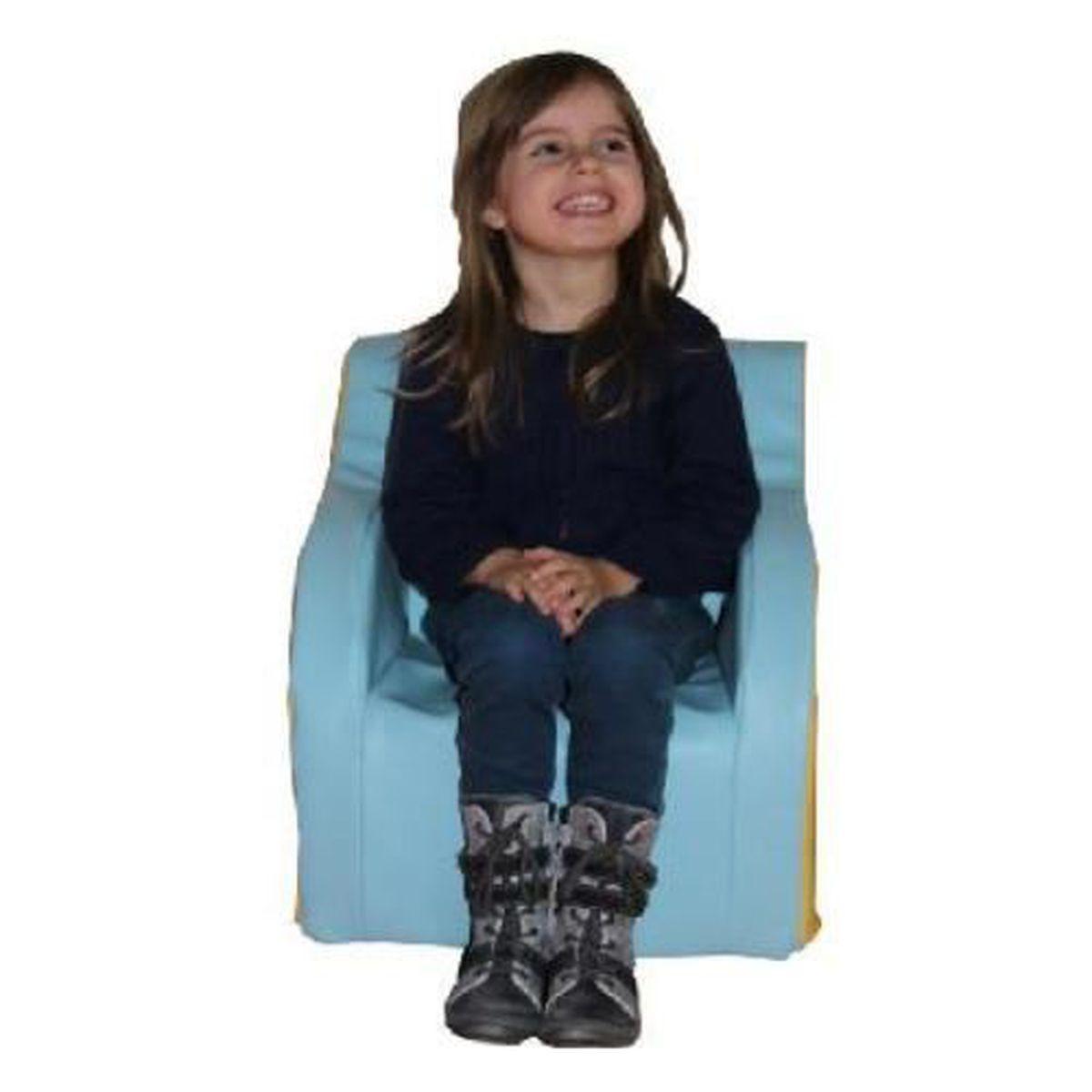Petit Fauteuil Club Crèche Assise Cm Achat Vente Chauffeuse - Petit fauteuil club