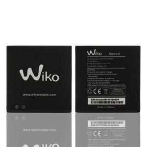Batterie téléphone Batterie pour wiko sunset 1300mAh original