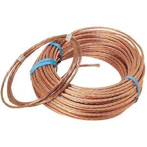 cable de terre en cuivre achat vente cable de terre en. Black Bedroom Furniture Sets. Home Design Ideas