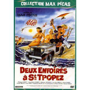 DVD FILM DVD DEUX ENFOIRES A SAINT TROPEZ