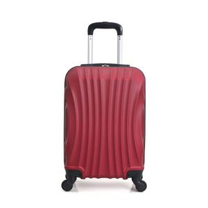 VALISE - BAGAGE HERO Valise cabine 53 MOSCOU-E - Rigide - ABS - 4