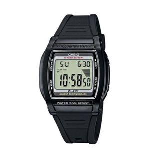 MONTRE CASIO Collection numérique montre avec bracelet en