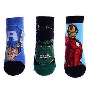 CHAUSSETTES 1 paire de socquette, Avengers n°1, taille 31/34.