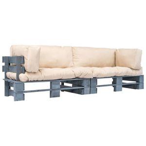 Table et chaise de jardin en bois - Achat / Vente Table et ...