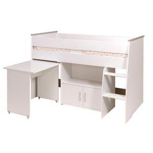 lit combine bureau achat vente lit combine bureau pas. Black Bedroom Furniture Sets. Home Design Ideas