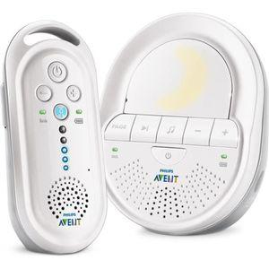 ÉCOUTE BÉBÉ PHILIPS AVENT SCD506/01 Babyphone Audio DECT - Ber