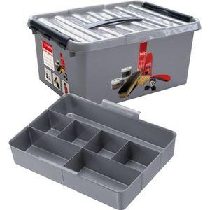 BOITE DE RANGEMENT Grande boite de rangement multifonctions - Boit…