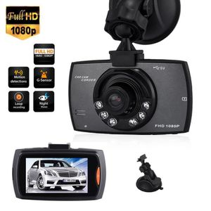 BOITE NOIRE VIDÉO G11-G30 HD 1080 P LCD Enregistreur de Voiture DVR