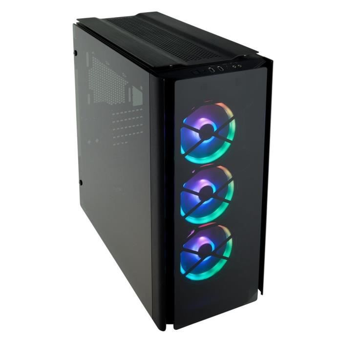 CORSAIR Boitier PC Obsidian Series 500D RGB SE - Moyen Tour premium (CC 9011139 WW)