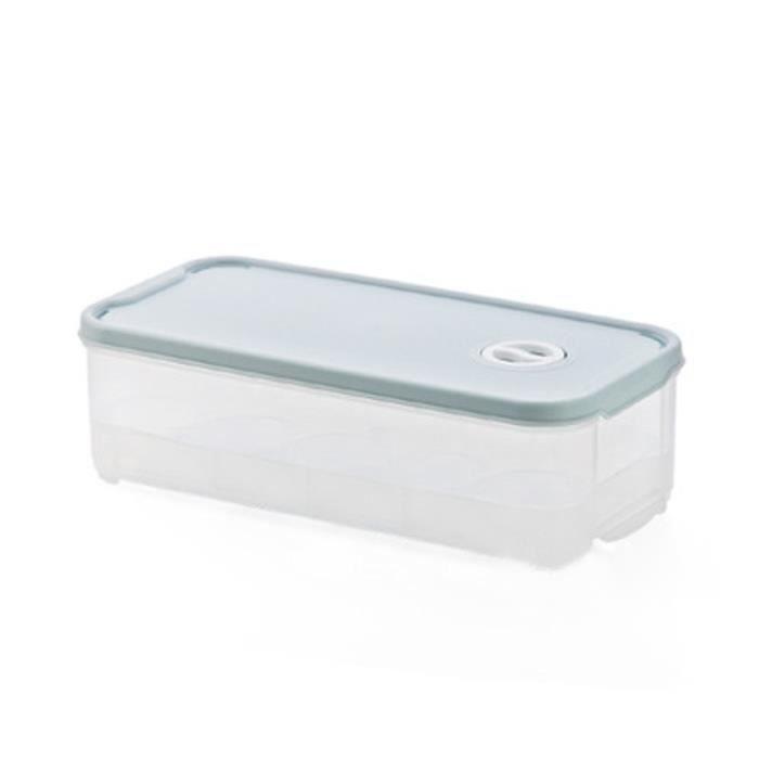 BOITE DE RANGEMENT Couche simple Réfrigérateur nourriture 10 oeufs Ai