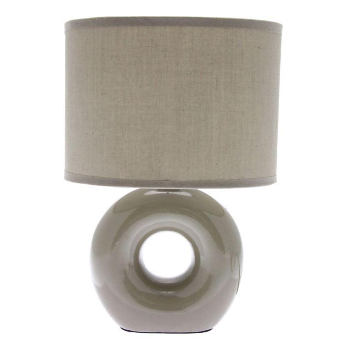 Lampe Pied En Ceramique Achat Vente Pas Cher
