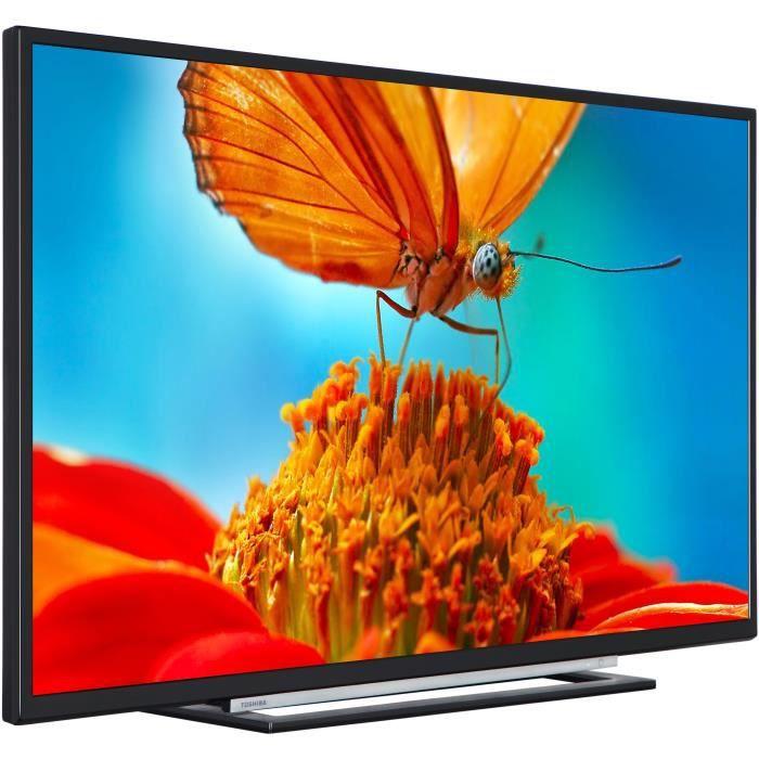Toshiba 55l3763dg tv led fhd 140 cm 55 smart tv 3 x hdmi classe énergétique a