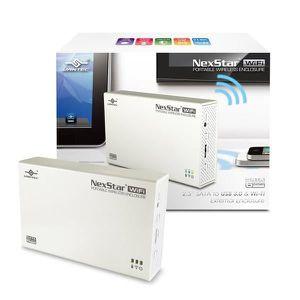 Vantec boîtier externe Wifi Nexstar 260WS3 Blanc 2