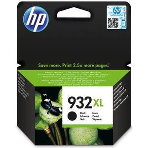 CARTOUCHE IMPRIMANTE HP 932XL Cartouche d'encre Officejet Noir grande c