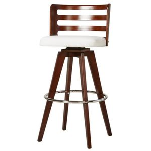 tabouret de bar en bois achat vente tabouret de bar en bois pas cher cdiscount. Black Bedroom Furniture Sets. Home Design Ideas