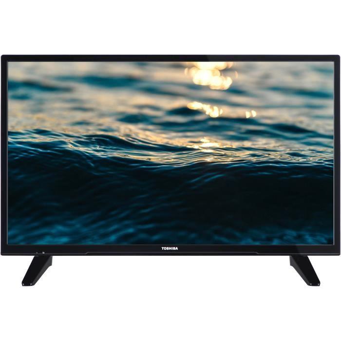 """Toshiba 32W1633DG TV LED HD 80 cm (31,5"""") - 2 x HDMI - Classe énergétique A+_0"""