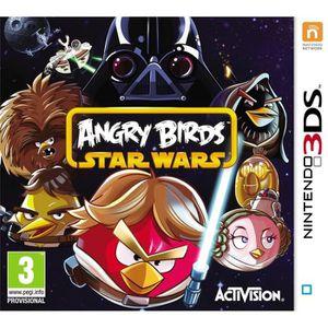 JEU 3DS Angry Birds Star Wars Jeu 3DS