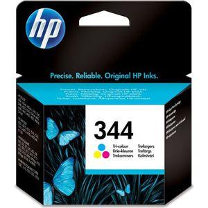 CARTOUCHE IMPRIMANTE HP 344 Cartouche d'encre Trois couleurs authentiqu
