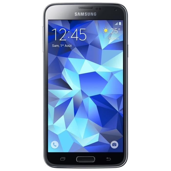 samsung galaxy s5 neo noir 4g achat smartphone pas cher avis et meilleur prix soldes. Black Bedroom Furniture Sets. Home Design Ideas