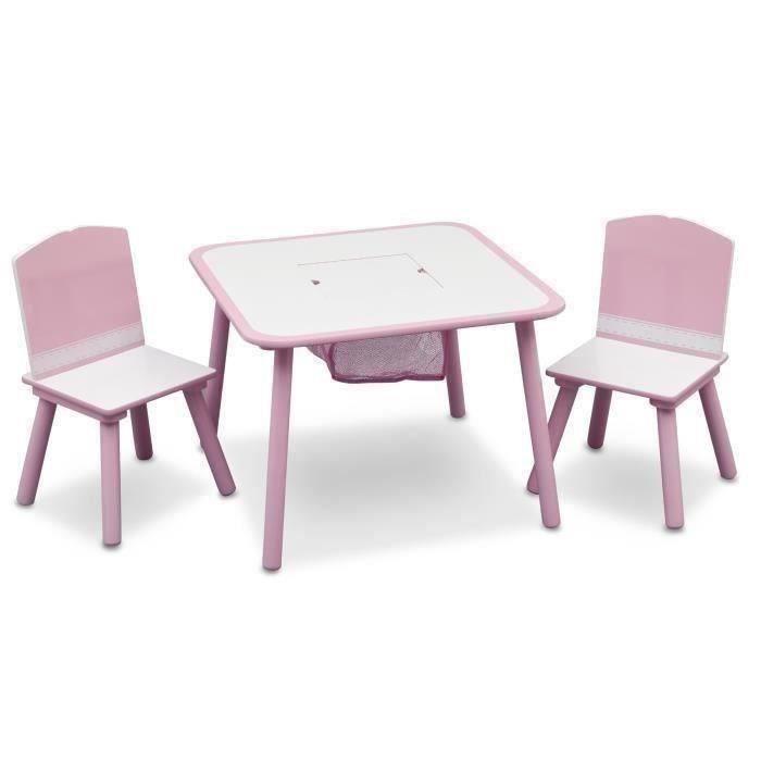 petite table pour enfant achat vente jeux et jouets pas chers. Black Bedroom Furniture Sets. Home Design Ideas