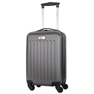 VALISE - BAGAGE STEVE MILLER - YOUNG Valise Cabine Rigide 4 Roues
