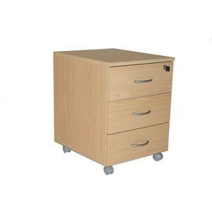 caisson de bureau achat vente caisson de bureau pas cher soldes d s le 10 janvier cdiscount. Black Bedroom Furniture Sets. Home Design Ideas