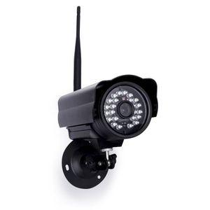 CAMÉRA IP SMARTWARES Caméra de surveillance HD IP intérieur/
