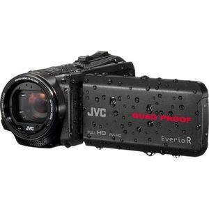 CAMÉSCOPE NUMÉRIQUE JVC GZ-R430B Camescope numérique Full HD Tout-terr