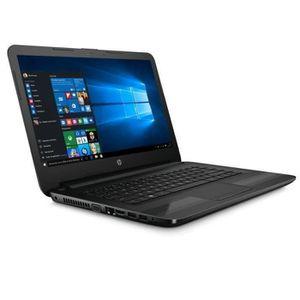 """ORDINATEUR PORTABLE HP Ordinateur portable 14-am023nf  - 14"""" - 4Go de"""