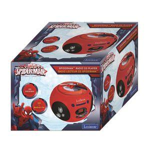 lecteur cd spiderman achat vente jeux et jouets pas chers. Black Bedroom Furniture Sets. Home Design Ideas