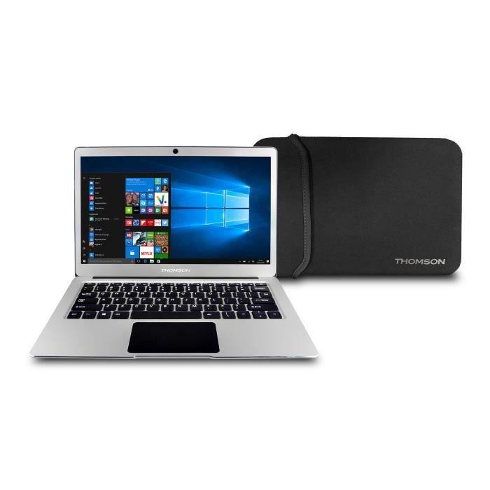 c82a2a0fb7 THOMSON - PC Portable - TH13-X4 - 13,3