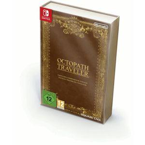SORTIE JEU NINTENDO SWITCH Octopath Traveler Edition Trésors du voyageur Jeu