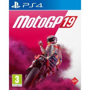 JEU PS4 MotoGP 19 Jeu PS4