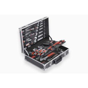 MEISTER Mallette ? outils aluminium 116 pi?ces
