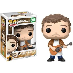 Figurine Funko Pop! Parks and Recreation : Andy Dwyer