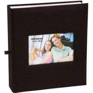 album photo pages noires achat vente album photo pages noires pas cher soldes d s le 10. Black Bedroom Furniture Sets. Home Design Ideas
