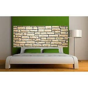 decoration murale en pierre achat vente decoration murale en pierre pas cher cdiscount. Black Bedroom Furniture Sets. Home Design Ideas