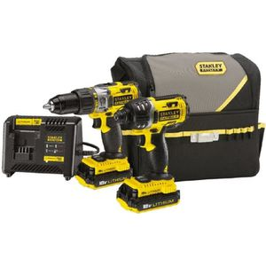 PERCEUSE STANLEY FATMAX  Pack 2 outils: FMCK461C2-QW - Perc