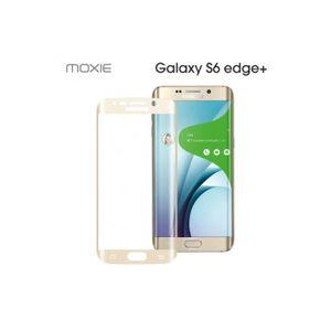 FILM PROTECT. TÉLÉPHONE Vitre protection Samsung Galaxy S6 Edge + en verre