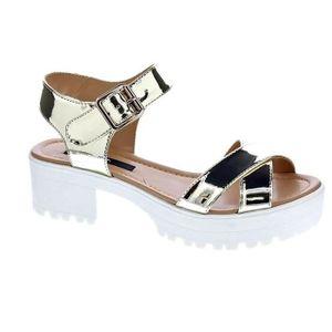 BALLERINE Chaussures Mustang Femme  Sandales modèle Plex