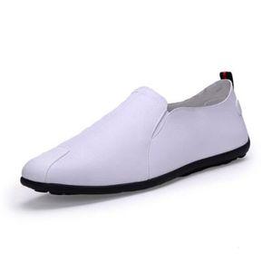 Moccasin homme Durable Poids Léger En Cuir Marque De Luxe Chaussure Pour randonnée 2017 printemps ete Grande Taille U6u7Ad6FIU