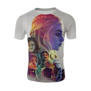 48905ee54b335 T-shirt Game of thrones homme - Achat   Vente T-shirt Game of ...
