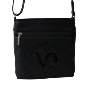 SAC À MAIN Sacoche Versace Linea VJ Tiger DIS.1 Unique Noir