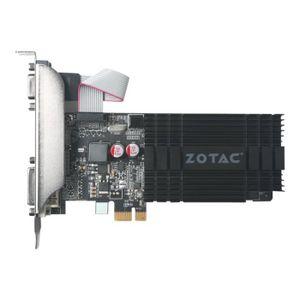 CARTE GRAPHIQUE INTERNE ZOTAC GeForce GT 710 ZONE Edition carte graphique