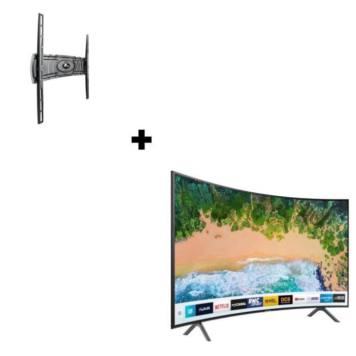 Samsung ue55nu7372kxxc tv led meliconi curved 400
