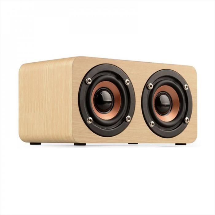 Belle Portable Enceinte Orange Speaker Electronique Toproad Bluetooth Haut-parleur Étanche Extérieurs Sans Fil