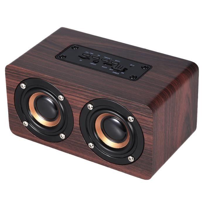 Sans Fil Portable Haut-parleur Bluetooth Boîte Hi
