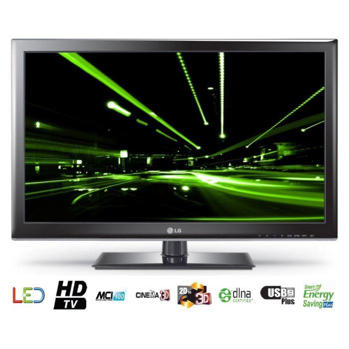 lg 32lm3400 tv led 3d achat vente t l viseur led lg. Black Bedroom Furniture Sets. Home Design Ideas