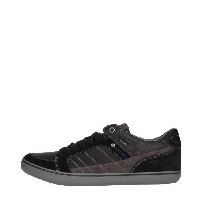 Geox Sneakers Homme NAVY, 45 Black