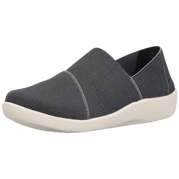 Femmes CLARKS Sillian Firn Chaussures Loafer
